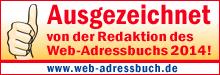 Web-Adressbuch - Auszeichnungsbanner_2014